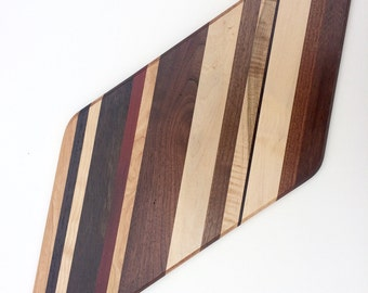 Parallelogram Cutting Board