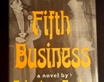 Fifth Business (1970) by Robertson Davies - 1st Edition w dustjacket