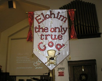 Elohim Banner