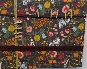 frame peels mixes theme flowers