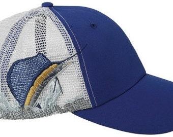 DRI-DUCK® SAILFISH cap item # D3455