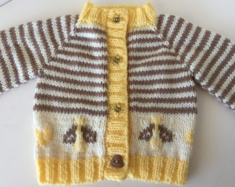 Honey Bee Love Sweater