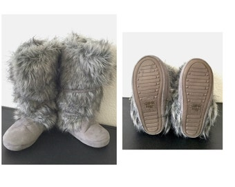 Eskimo boots | Etsy