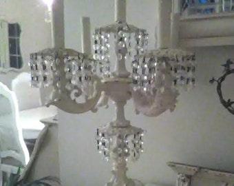 Stunning Table Candelabra