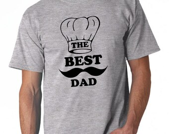 New The Best DAD father day T shirt tee men