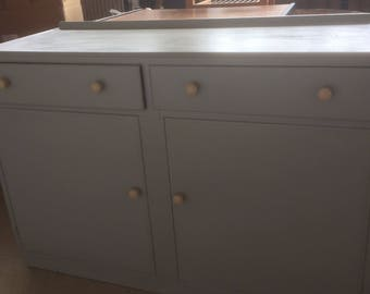 Hand painted sideboard/dresser 89