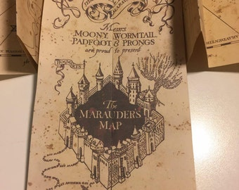 Marauder's Map - Customizable