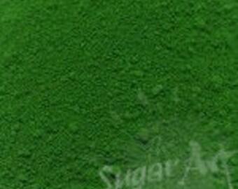 Foliage Green Elite Dust by The Sugar Art 2.5 gm