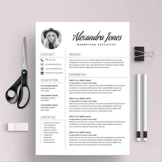 Pin Von Job Resume Auf Job Resume Samples: Elegante Lebenslauf Vorlage Kreative Lebenslauf CV Vorlage