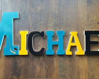 Nursery  Letters - Personalized Letters