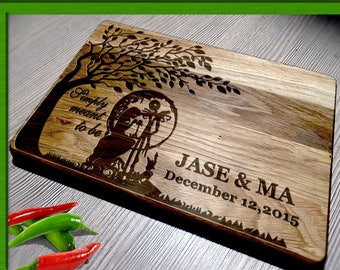 jack and sally wedding Gift Cutting Board / Wedding Gift Cutting Board / jack and sally  wedding gift / personalized cutting board
