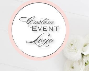 Custom Event Monograms