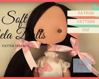 Patrón Muñeca Soft - Pattern Soft Doll