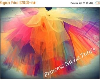 Unicorn Tutu Outfit - Birthday Tutu - Unicorn T-shirt & Skirt - Rainbow Skirt - Party Dress - Rainbow Dress - Birthday Dress - Unicorn Dress