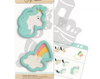 Sweet Sugarbelle Specialty Cookie Cutter Set 7/Pkg Enchanted