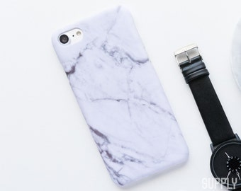 White Marble iPhone Case iPhone 8 Case iPhone 8 Plus Case iPhone 7 Case iPhone 7 Plus Case iPhone 6s Case iPhone 6s Plus Case Shell iPhone