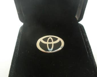 Toyota Vintage collectible Hat Pin/Lapel Pin