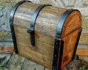 treasure chest keepsake box jewelry box