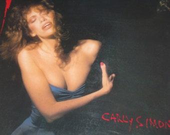 Carly Simon record album, Carly Simon Spy vintage vinyl record