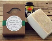 Cucumber Melon Luxury Handmade Soap 6.5 Oz