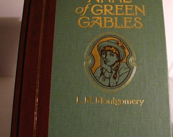 Anne of green gables etsy for Anne of green gables crafts