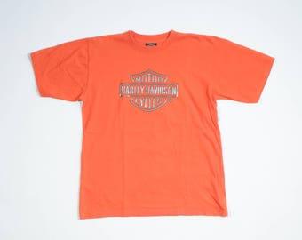HARLEY DAVIDSON - Cotton t-shirt