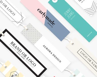 Clothing label, Custom hang tag, Custom clothing tag, logo tag, custom clothing labels, custom hang tags, Product tag with string,