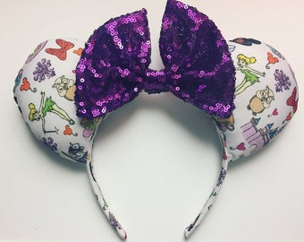 Doodle Magic Minnie Ears!