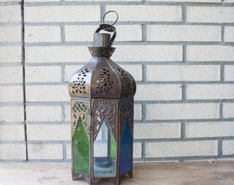 Handmade Moroccan Lantern