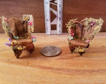 fairy garden furniture by szq