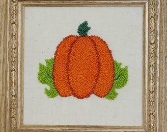Digital Punch Needle Design, October 610, Punch of the Month