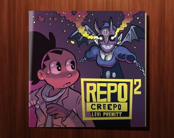Repo Creepo Issue 2