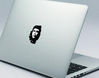 """CHE GUEVARA MacBook Decal Sticker fits 11"""" 13"""" 15"""" and 17"""" models"""