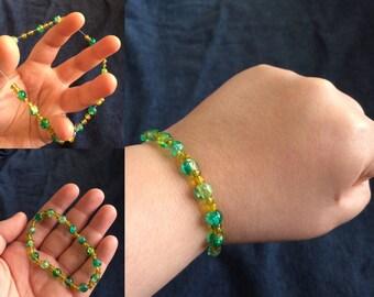 Green Beauty Bracelet