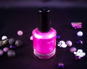 Pinky Promise Nail Polish - Pink Nail Polish - Shimmery Nail Polish - Translucent Nail Polish - Gifts For Her - Shimmery Nail Polish