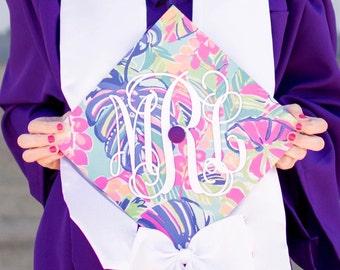 Custom Painted or Printed Graduation Cap