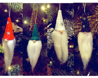 Christmas troll / gnome decorations