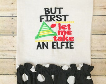 Christmas Kitchen Towel #2
