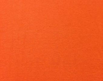 100% Cotton 1x1 Rib Knit Fabric (Wholesale Price Available By the Bolt) USA Made Premium Quality - 4001C3 - 1 Yard