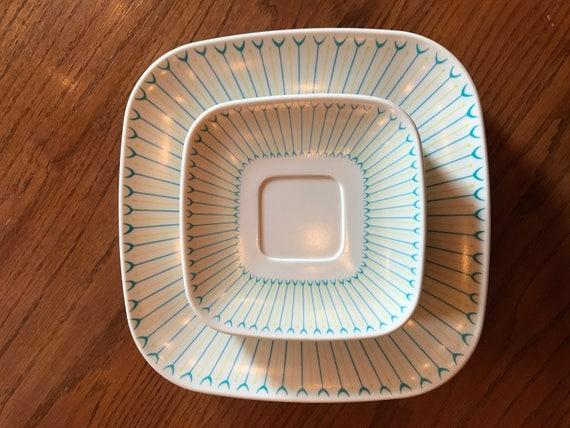 Like this item? & Mid Century Brookpark Modern Design Melamine plates and