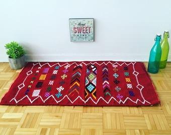 Moroccan rug, kilim rug, oriental rug, turkish rug «oasis»