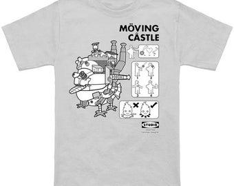 Möving Castle | T-Shirt