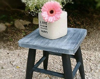 Childrens Name Stool Child S