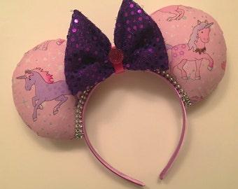 Unicorn Mickey Ears