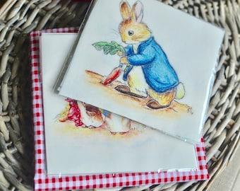 Peter rabbit fabric I Peter rabbit nursery I Beatrix potter fabric I Peter rabbit patch I Patch I Beatrix potter print I Peter rabbit shower