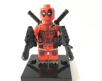 Deadpool action figure Super Heros Deadpool