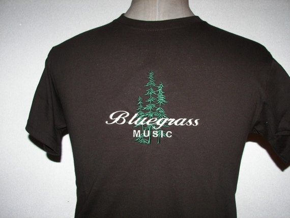 014 Bluegrass Embroidered Forrest