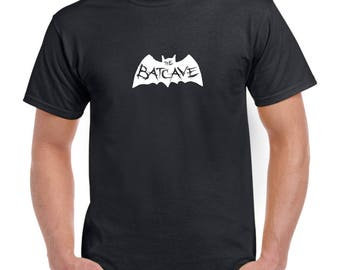 The Batcave T Shirt by Ameiva Apparel