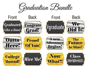 Graduation Prop Bundle