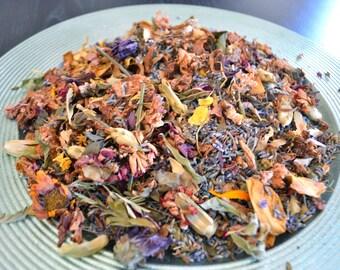 Lavender + Wildflower + Herbs
